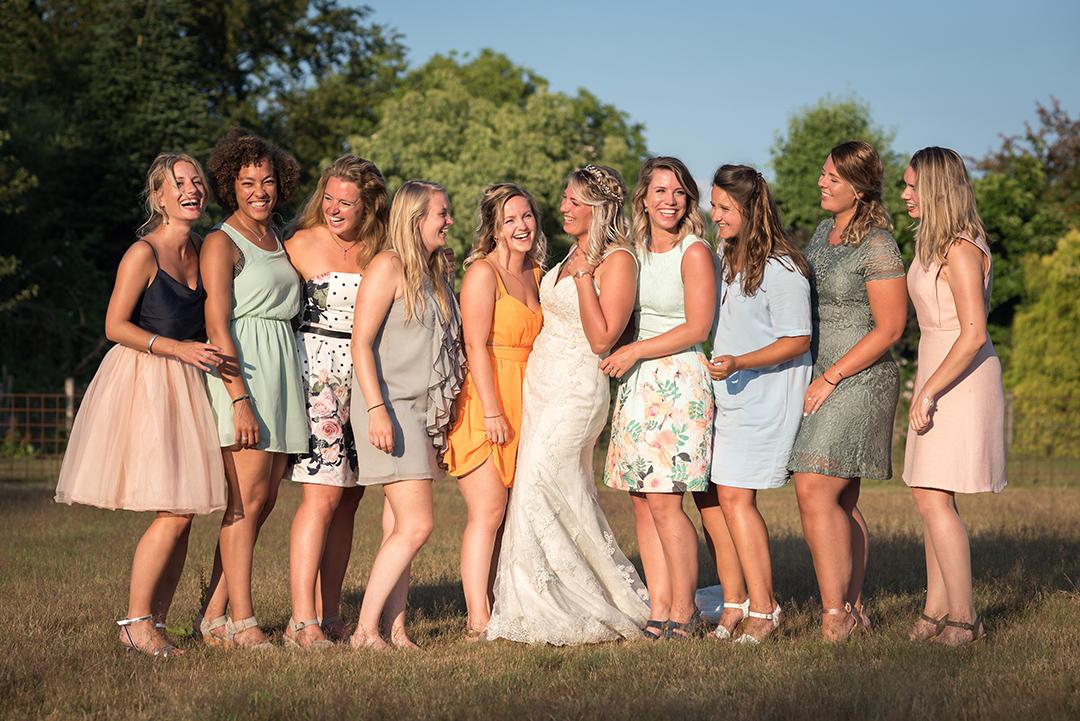 Buiten Trouwen - Huwelijk in de achtertuin