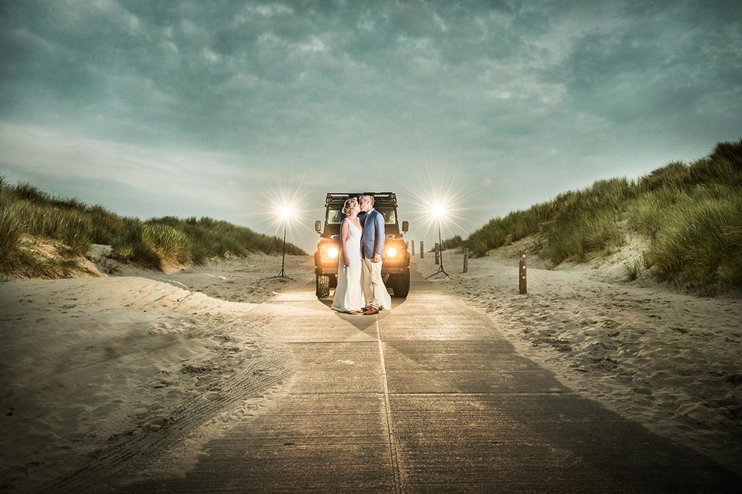 Bruiloft op Terschelling - Trouwfotograaf