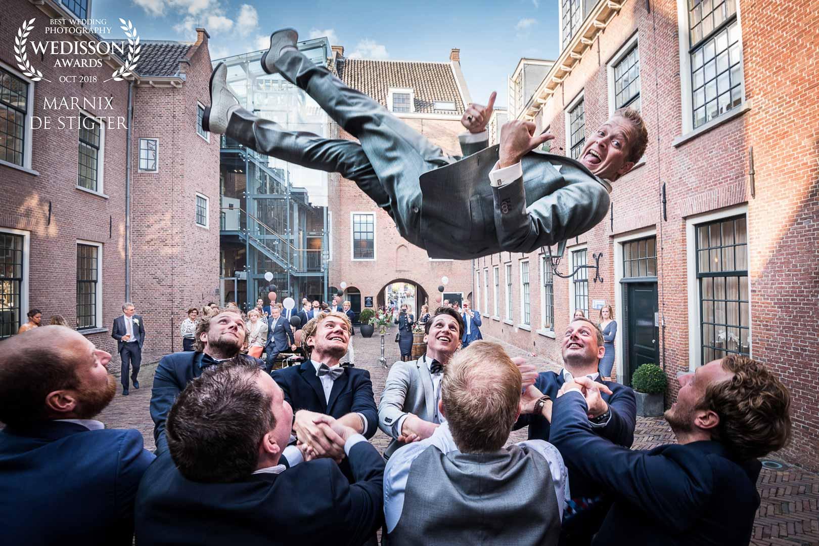 Trouw reportage Rotterdam - Bruidsfotograaf Zuid Holland