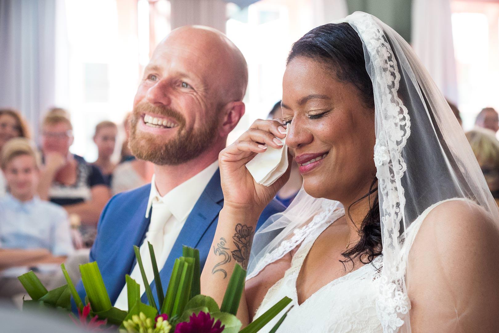 Trouwreportage Rotterdam - Bruidsfotograaf Zuid Holland