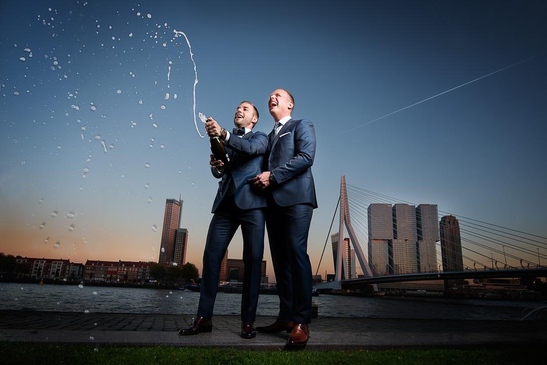 Bruidsfotograaf Delft - Trouwfotograaf Rotterdam