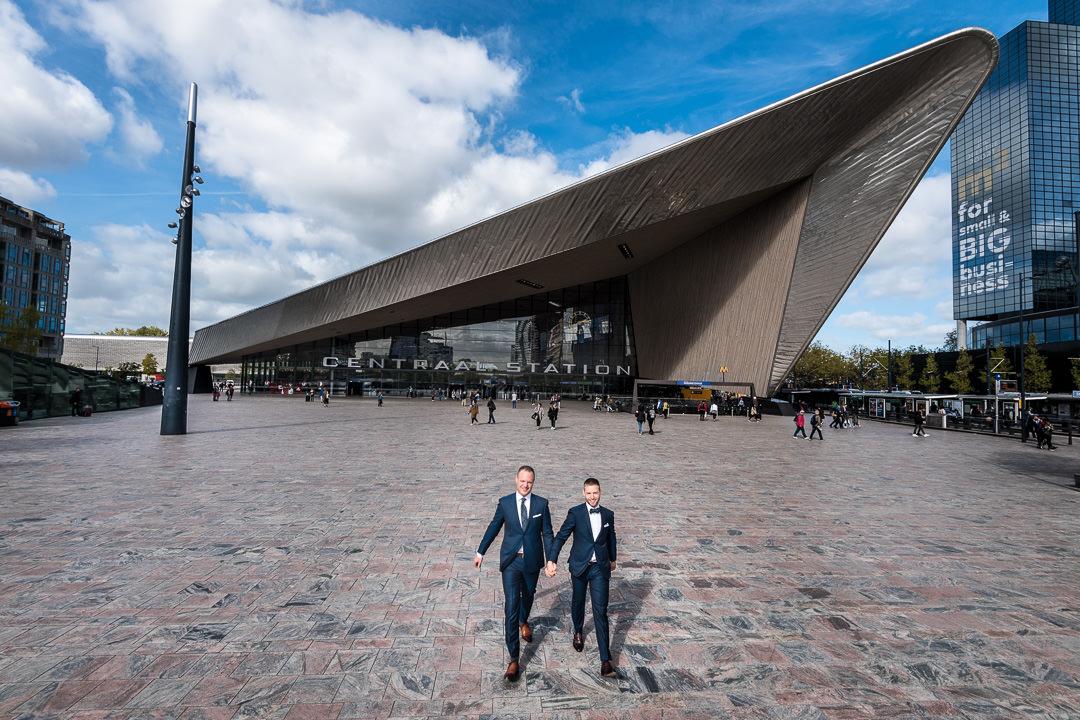 Trouwfotograaf Rotterdam - Bruidsfotografie Zuid Holland