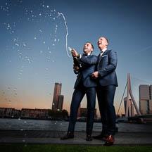 Bruidsfotografie Dordrecht - Trouwreportage Rotterdam