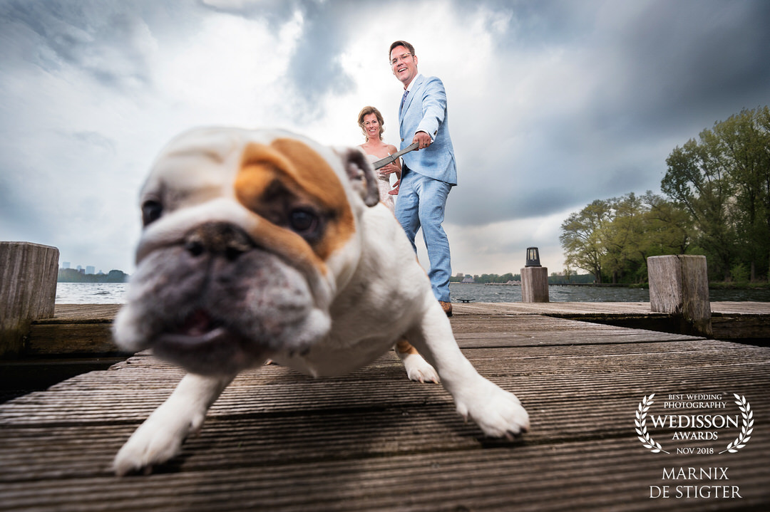 Award Winning Bruidsfotograaf - Bruidsfotograaf Gouda