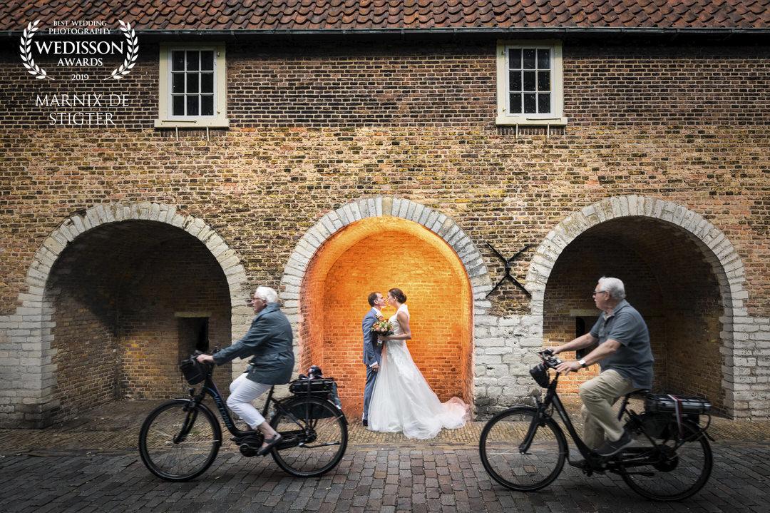 Award Winning Bruidsfotograaf - Trouwreportage Rotterdam