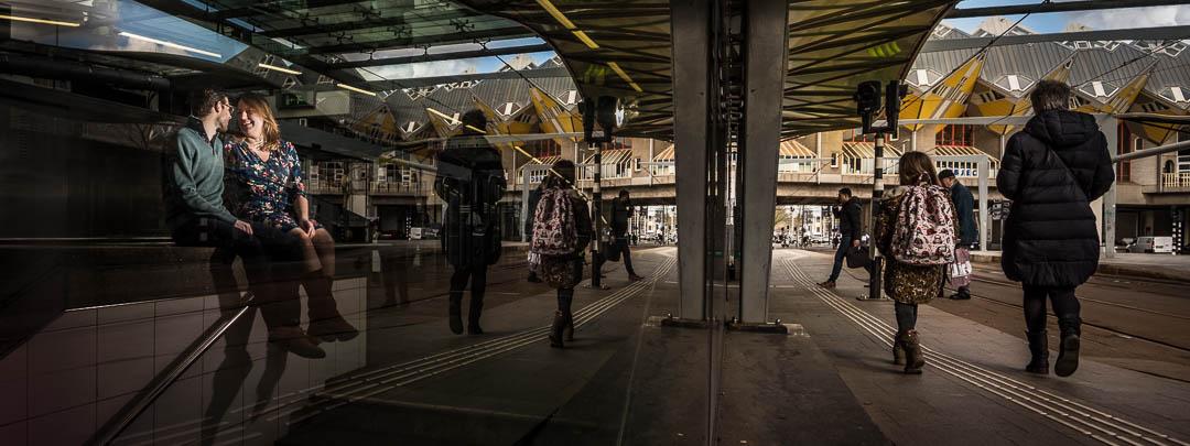 Verlovingsshoot Rotterdam Bruidsfotograaf