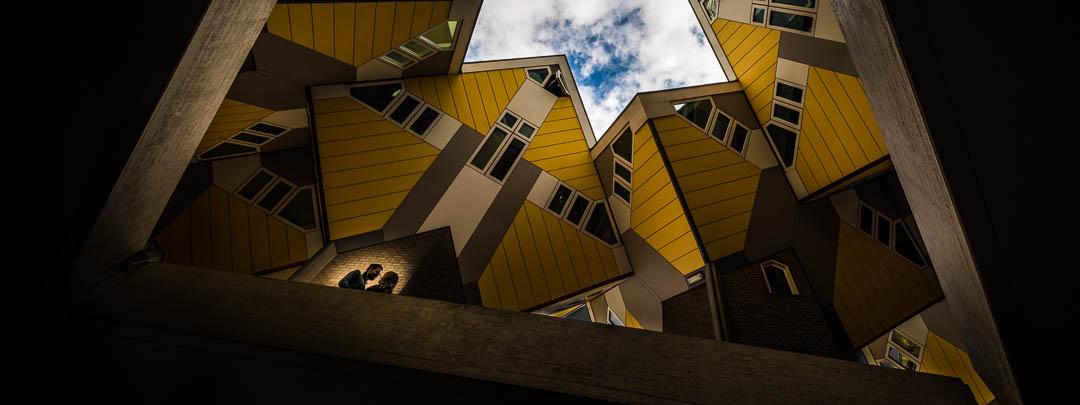 Loveshoot Rotterdam Bruidsfotograaf