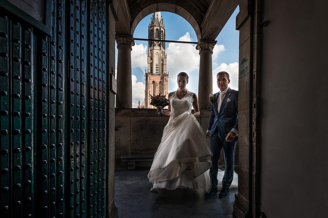 Trouwfotograaf Delft Zuid Holland