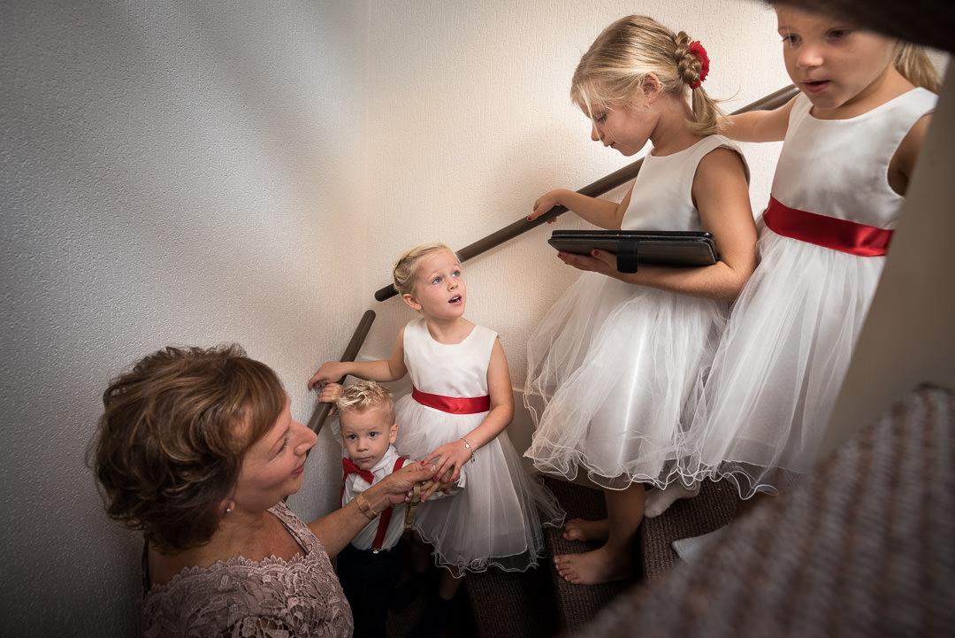 Trouwfotograaf Den Haag - Bruidsreportage Zuid-Holland
