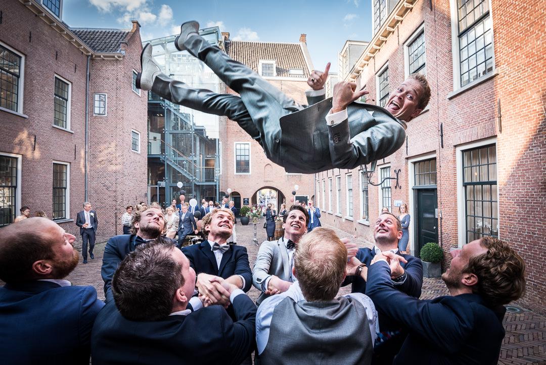 Trouwfotograaf Den Haag - Bruidsreportage Zuid Holland