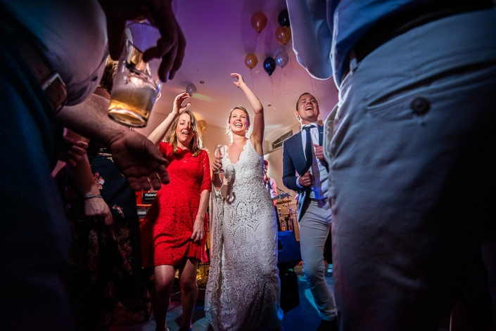 Trouwfotograaf Zuid Holland - Bruidsfotografie Rotterdam