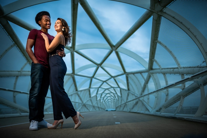 Loveshoot Rotterdam Zuid Holland - Bruidsfotograaf