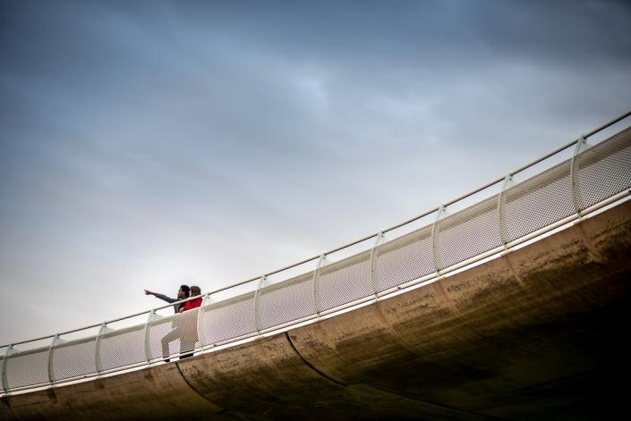 Loveshoot Rotterdam - Bruidsfotograaf