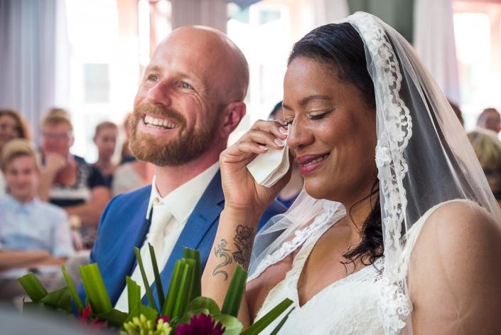 Bruidsfotografie Gouda - Trouwfotograaf Zuid Holland