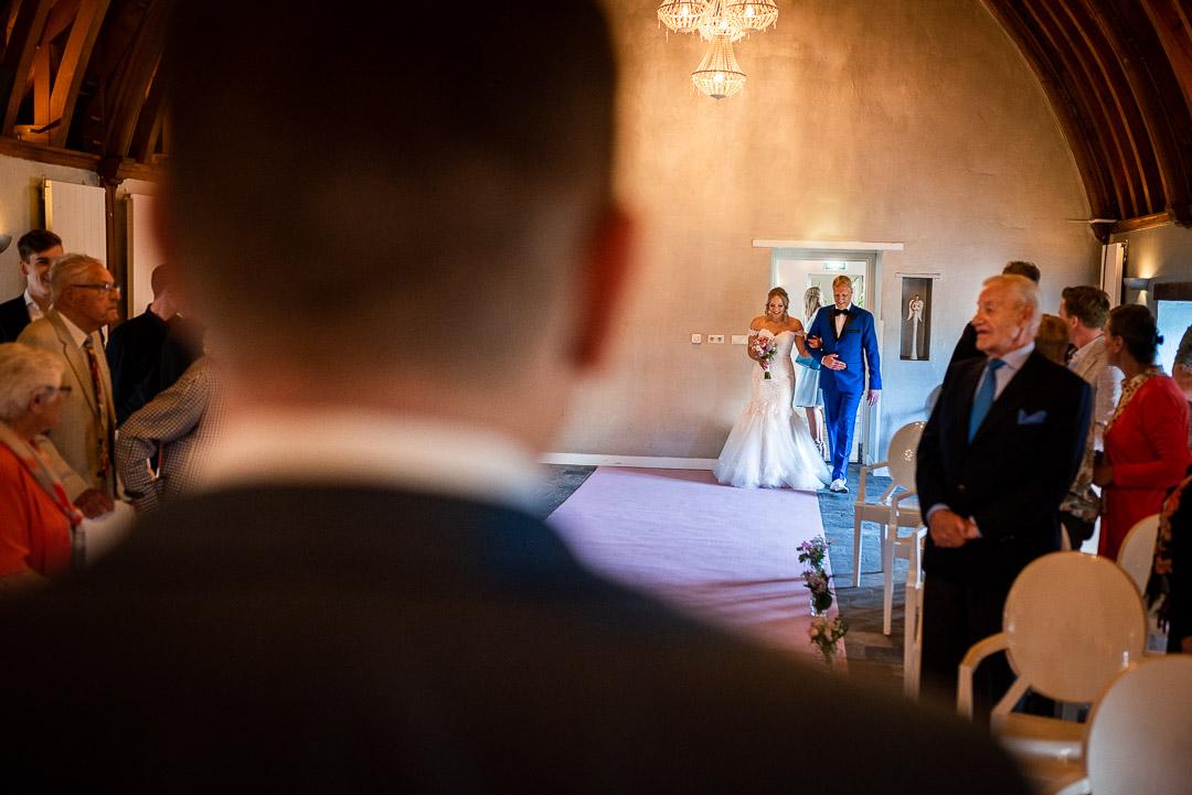 Trouwen in Kasteel Woerden - Bruidsfotograaf uit Rotterdam Zuid Holland