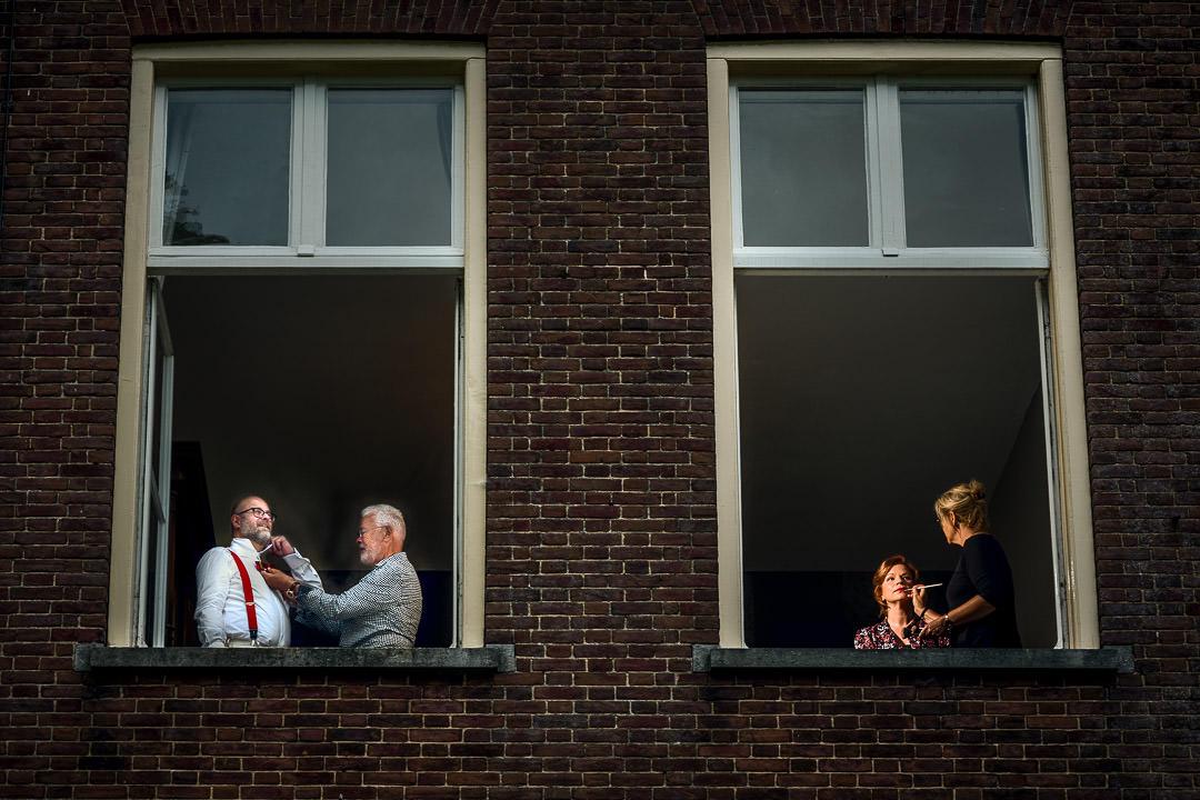 Trouwen in Zuid Holland - Bruidsfotograaf Rotterdam