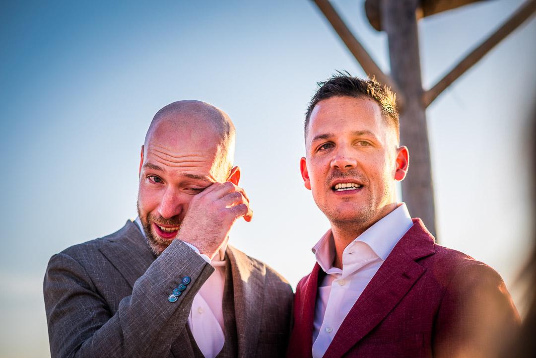 Gay Trouwreportage Zuid-Holland - Bruidsfotograaf Rotterdam