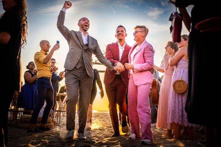 Bruidsfotograaf Rotterdam - Gay Bruiloft Zuid Holland