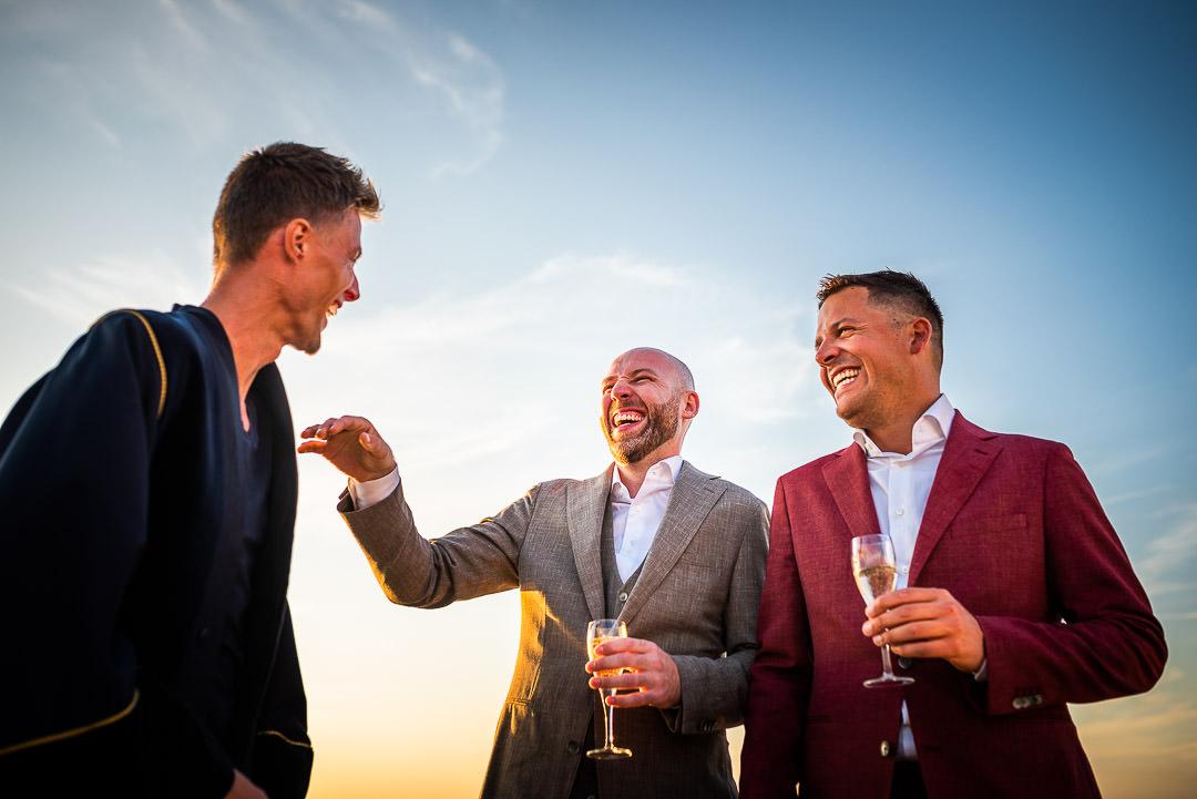 LGBT Trouwreportage Zuid-Holland - Bruidsfotograaf Rotterdam