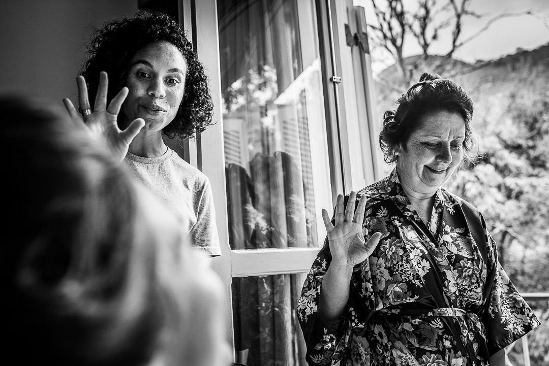 Bruiloft in het Buitenland - Award Winning Bruidsfotograaf