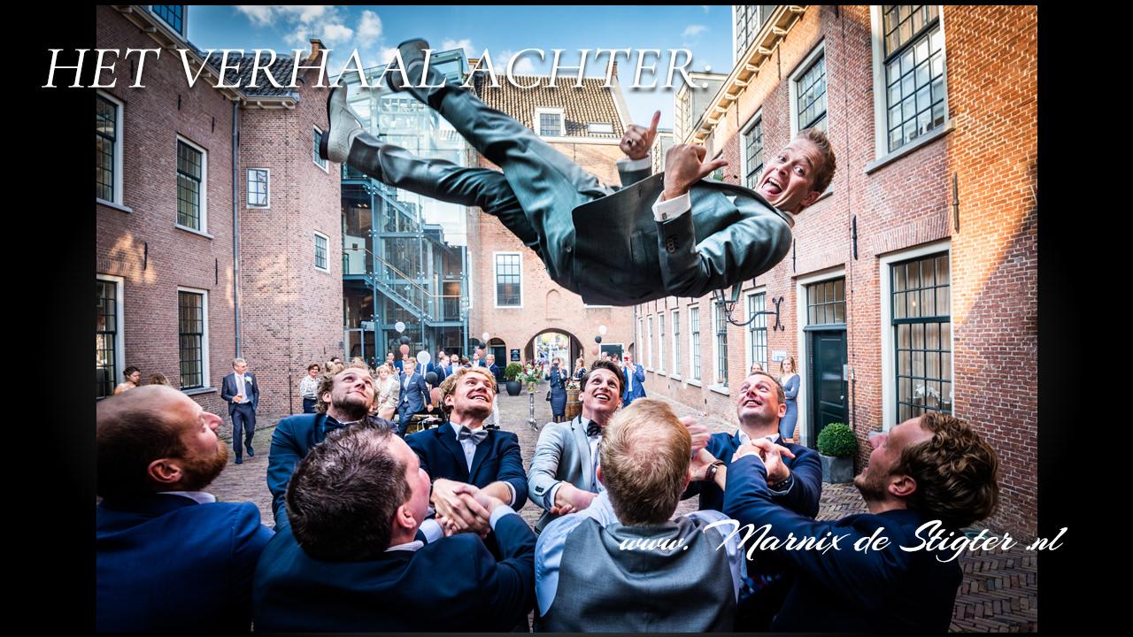 Trouwfotograaf Vlog Kasteel Woerden