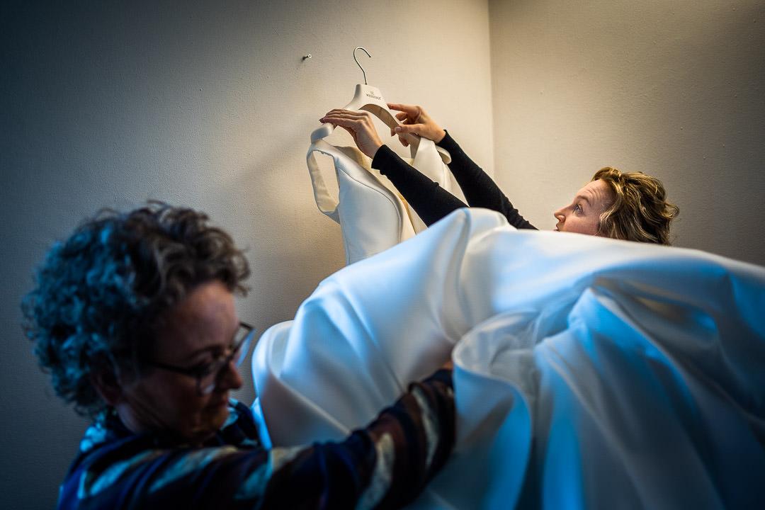 Award winning trouwfotograaf uit Rotterdam