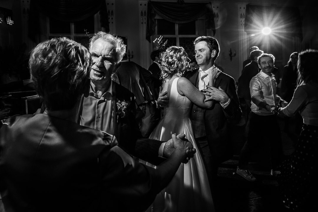 Award-winnend trouwfotograaf Kasteel van Rhoon