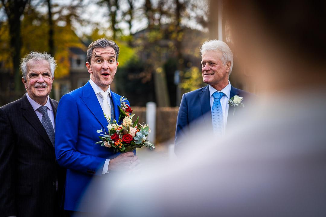 Trouwfotograaf Bruiloft Kasteel van Rhoon