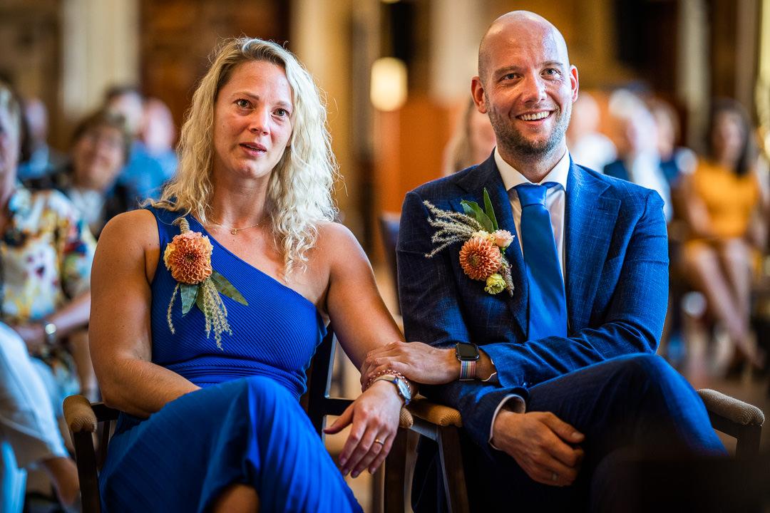 Bruidsfotograaf - Trouwen in het Stadhuis van Rotterdam