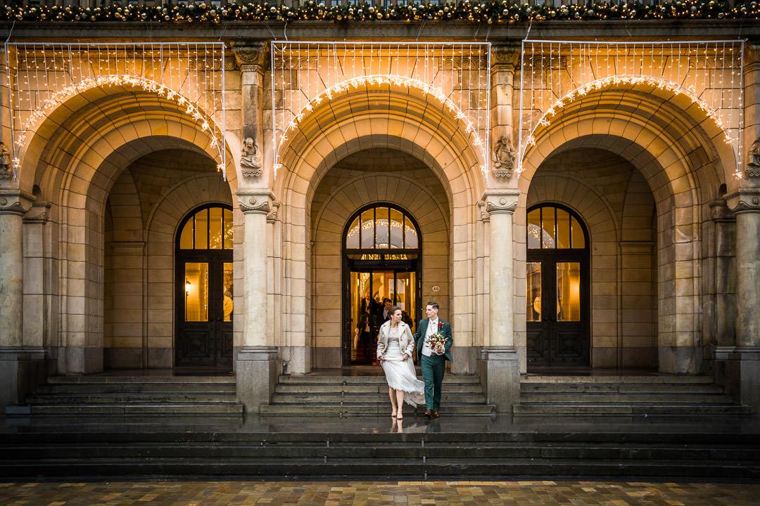 Trouwen in Stadhuis Rotterdam - Beste Trouwfotograaf Zuid-Holland