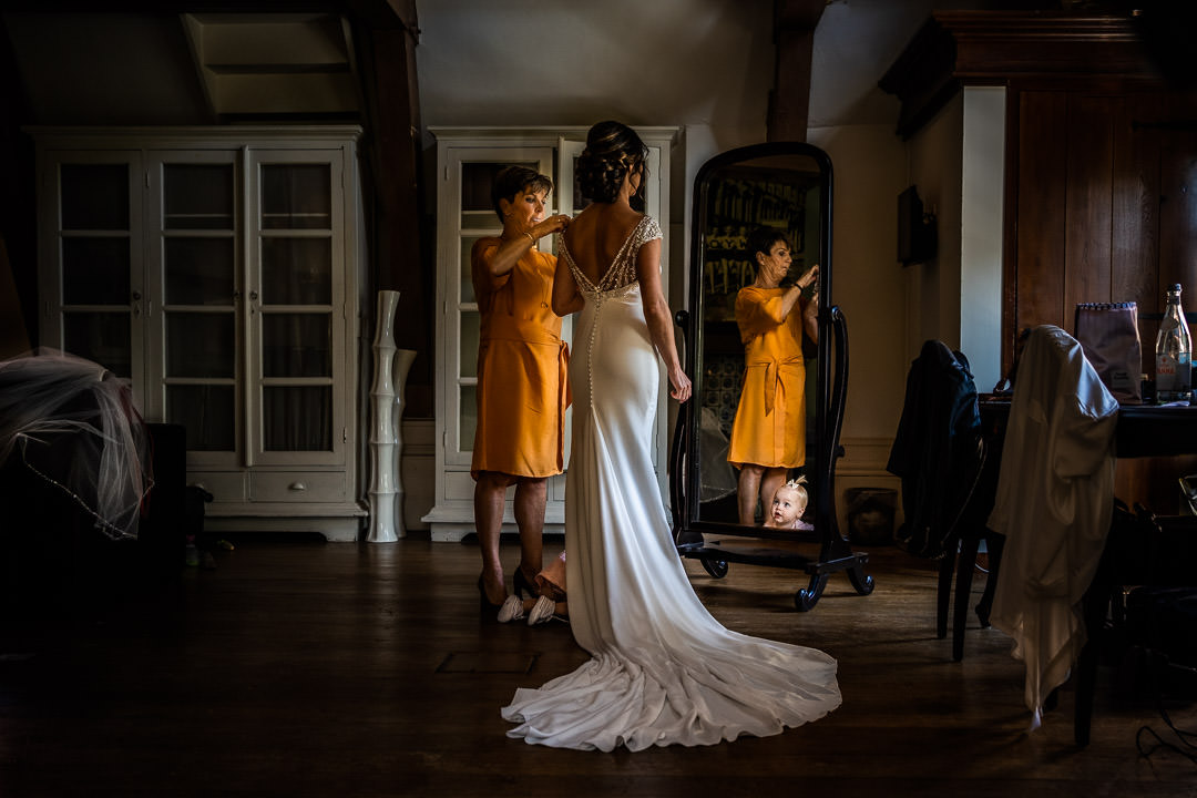 Bruidsfotograaf Oegstgeest