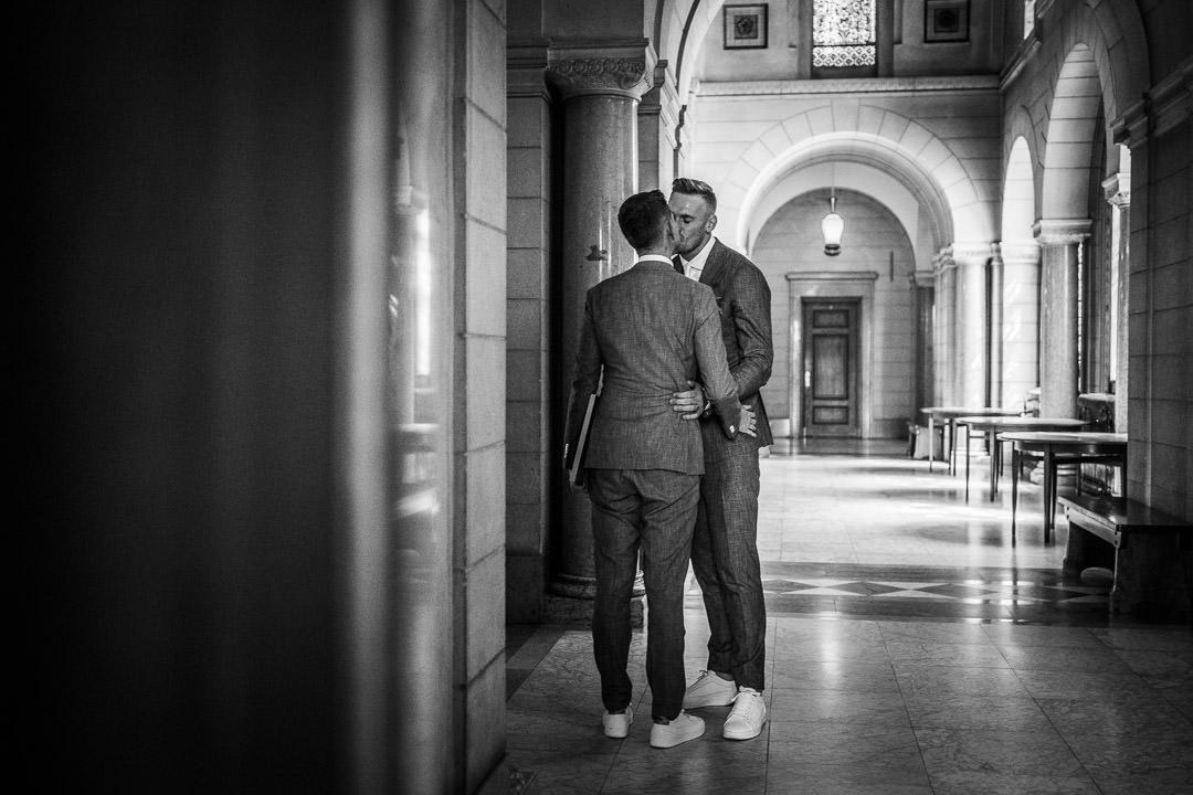 Trouwfotograaf Gay bruiloft Rotterdam