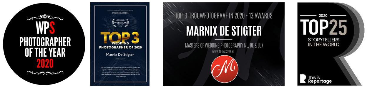 Top bruidsfotograaf van europa